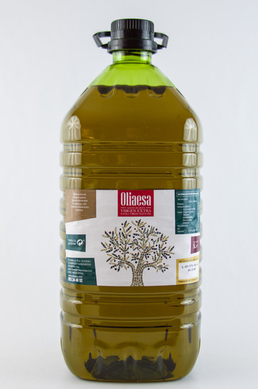 Extra Virgin Olive Oil (4 x 5L)