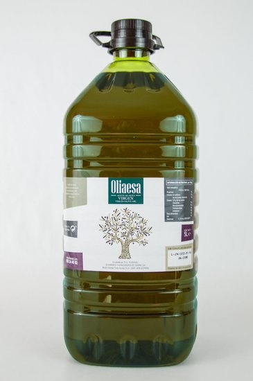Virgin Olive Oil New Campaign (4 x 5L)