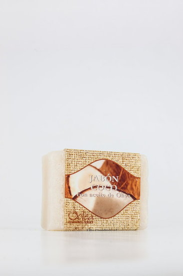 Aromatherapy Coconut Soap