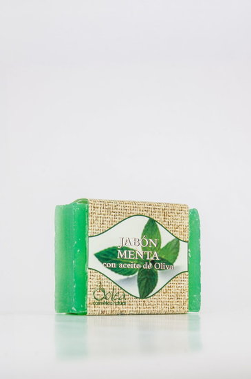 Aromatherapy Mint Soap