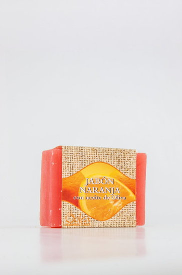 Aromatherapy Orange Soap
